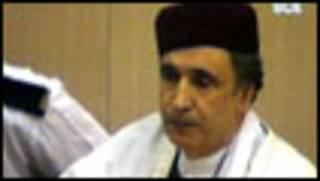 Abdel Basset Al- Megrahi