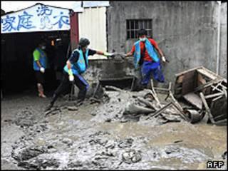 توفان تایوان