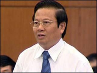 Bộ trưởng Bộ Thông tin và Truyền Thông Lê Doãn Hợp