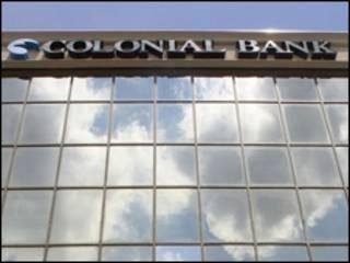 Colonial Bank, fachada