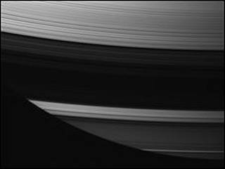 Equinoccio en Saturno (Foto: NASA)