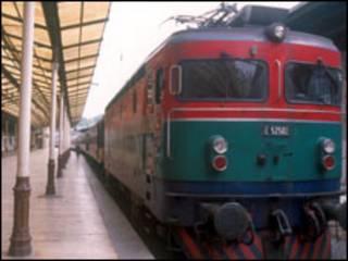 قطار تركي