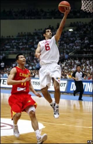 مباراة الصين وايران