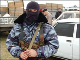 Lính Ingushetia