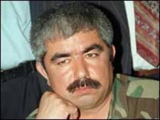 عبد الرحيم دوستم