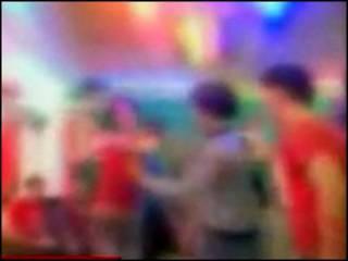 Festa gay em Bagdá