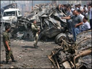 Nazran'da saldırı sonrası