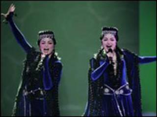 فنانتان ارمنيتان في مسابقة يوروفيزن