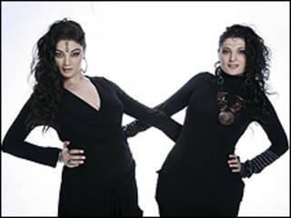 Дуэт из Армении - Инга и Ануш