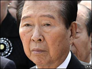 Kim Dae-Jung, expresidente de Corea del Sur.