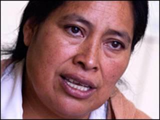 Jacinta Francisco Marcial