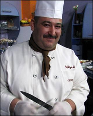 Chef Firas