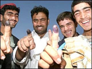 अफ़ग़ानिस्तान में मतदान