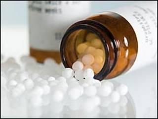 होमियोपैथिक दवा