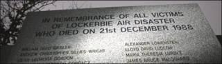 Memorial de Lockerbie