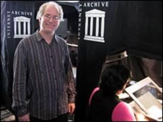 Brewster Kahle, da Internet Archive