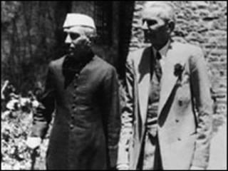 جناح اور نہرو