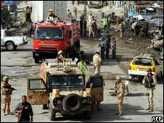 جنود بريطانيون بافغانستان