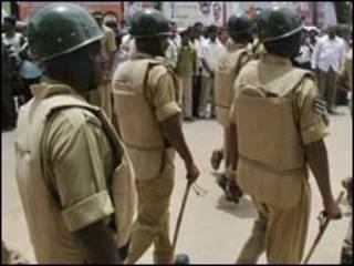 पुलिस (फ़ाइल फ़ोटो)