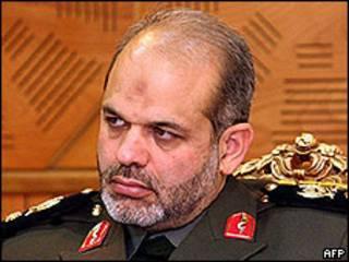 Ahmad Vahidi, ministro designado de Defensa