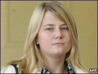 Natascha Kampusch passou oito anos e meio em cativeiro.