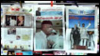 عناوين الصحف الليبية بعد اطلاق سراح المقرحي