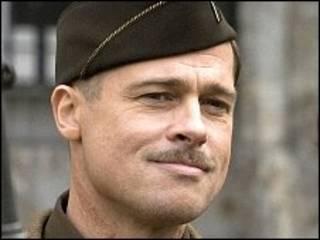Brad Pitt trong phim ''Inglourious Basterds'