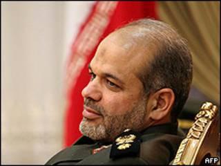 Ahmad Vahidi, nuevo ministro de Defensa de Irán
