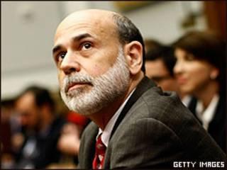Ben Bernanke, director de la Reserva Federal