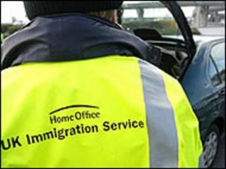 英国内政部移民官员