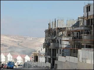 Assentamento judaico de Maale Adumin, na Cisjordânia