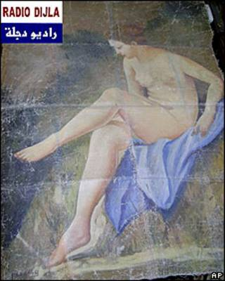 'La mujer desnuda', de Picasso