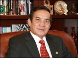 Đại sứ Việt Nam tại Hoa Kỳ ông Lê Công Phụng