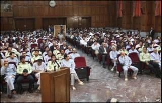 دادگاه معترضان به نتایج انتخابات - 26 اوت