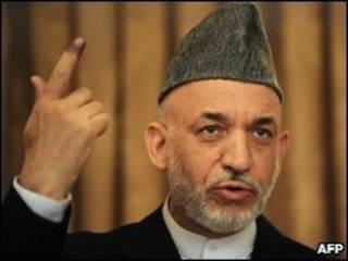 Tổng thống Afghanistan, Hamid Karzai