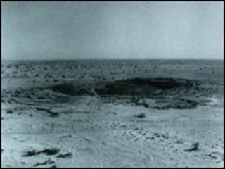محل آزمایش هسته ای هند در سال 1998