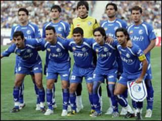 esteghlal team