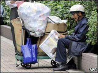 البطالة في اليابان