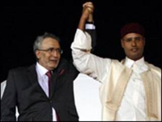 المقرحي في ليبيا