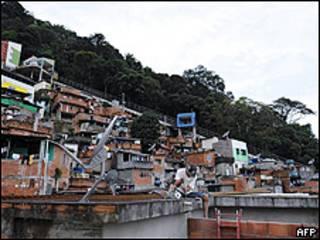 Favelas en Río de Janeiro, Brasil (Foto: Archivo)