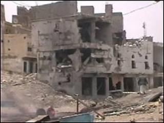 دمار في اليمن
