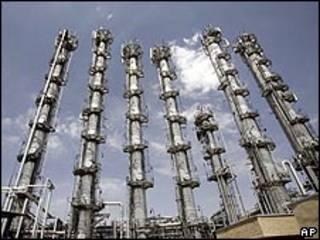 مفاعل آراك الإيراني