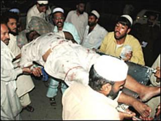 पाकिस्तान में हमला