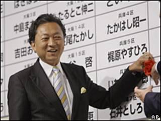 Yukio Hatoyama.