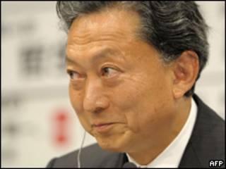 Yukio Hatoyama (AFP)