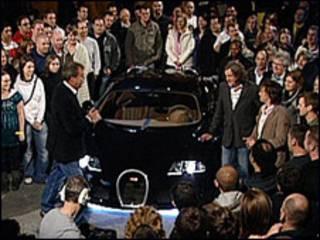 英国疯狂汽车秀