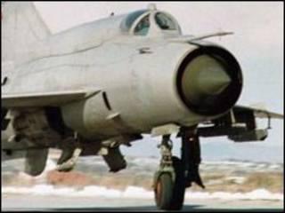 طائرة من طراز ميج