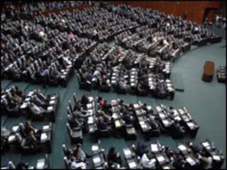 Cámara de Diputados. Foto cortesía sitio de internet del Congreso de México.
