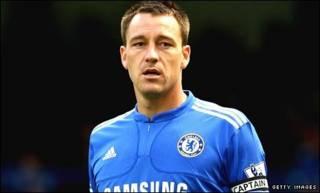 Thủ quân của Chelsea, John Terry