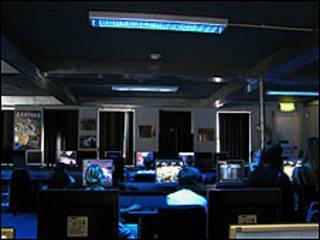 Cibercafé